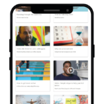 View wellbeing content on your app