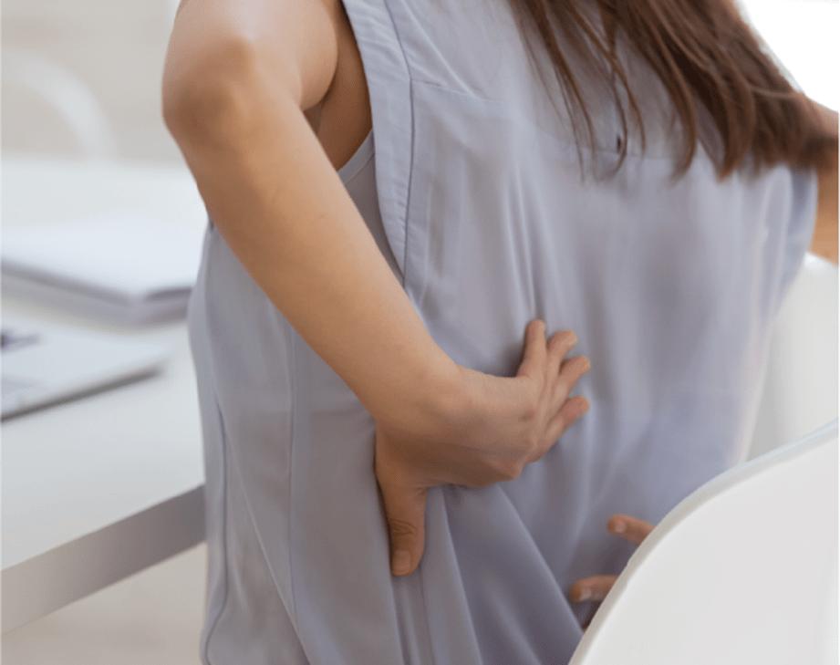FACT SHEET: Spinal disc problems