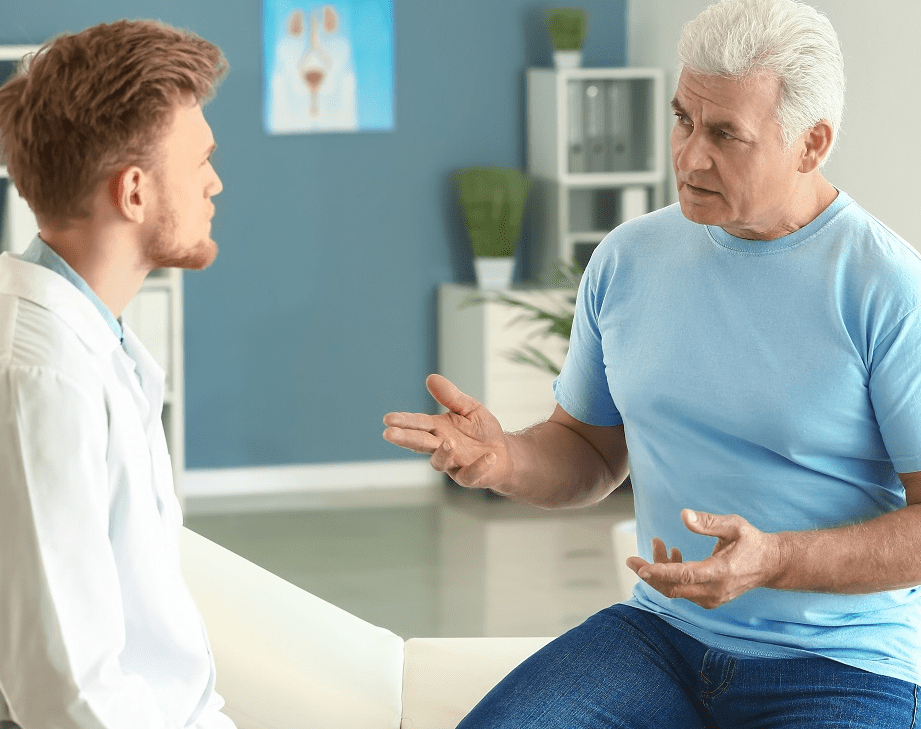 FACT SHEET: Prostate cancer